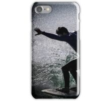 Surfer 01 iPhone Case/Skin