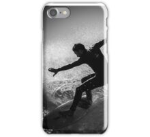 Surfer 02 iPhone Case/Skin