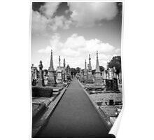 Glasnevin Cemetery Poster