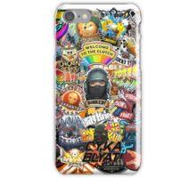 CSGO Sticker Collage iPhone Case/Skin