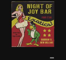 Night Of Joy Bar T-Shirt