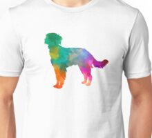 Blue Picardy Spaniel in watercolor Unisex T-Shirt