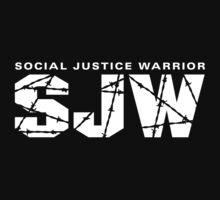 Social Justice Warrior by JKunzler