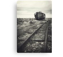 Dungeness Canvas Print