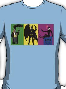 Batman Returns Trio T-Shirt