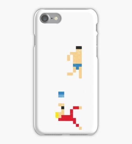 Street Fighter - Ken vs Honda iPhone Case/Skin