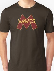 Minnehaha Waves Team Logo Unisex T-Shirt