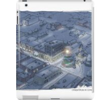 Christmas in Concord iPad Case/Skin