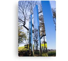 """"""" A New End"""" A New Tree Canvas Print"""