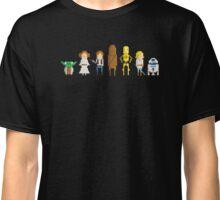 Star wars - Pixel serie Classic T-Shirt