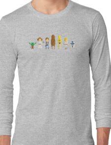 Star wars - Pixel serie Long Sleeve T-Shirt