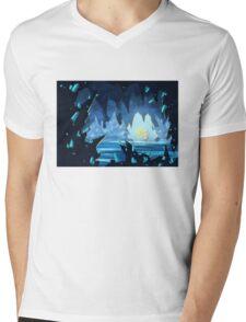 Dreamer - The Cave Mens V-Neck T-Shirt