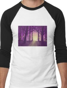 Dreamer - Spirit of the Forest Men's Baseball ¾ T-Shirt