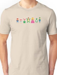 Mario - Pixel serie Unisex T-Shirt