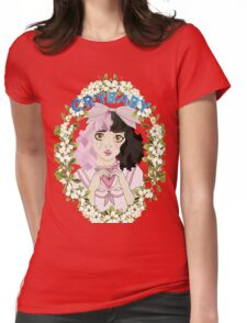 Melanie Martinez Womens Fitted T-Shirt