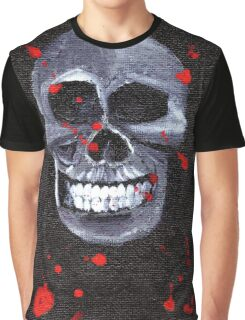 Corporate Smile Graphic T-Shirt