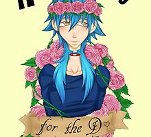 He did it for the D - Aoba Seragaki by HolieKaulitz483