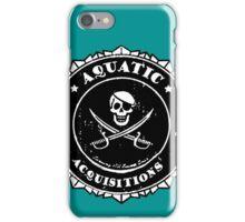 AQUATIC ACQUISITIONS iPhone Case/Skin