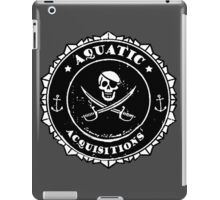 AQUATIC ACQUISITIONS iPad Case/Skin