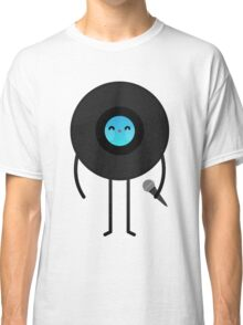 Pop Vinyl Disk Classic T-Shirt