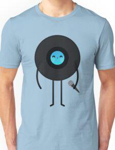 Pop Vinyl Disk Unisex T-Shirt