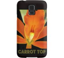 Carrot Top Samsung Galaxy Case/Skin