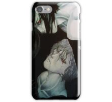 Protector of the damned  iPhone Case/Skin