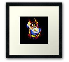 The Sorcerer Supreme Framed Print