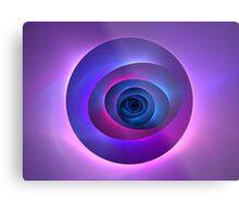 Lilac Iris Metal Print
