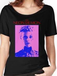 THE NEON DEMON Women's Relaxed Fit T-Shirt