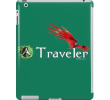 Archeage Traveler Founder status iPad Case/Skin