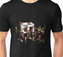 Mexican - Mexican Standoff Unisex T-Shirt