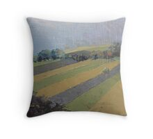 Last Day in Italy Throw Pillow