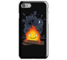 Walking Castle iPhone Case/Skin