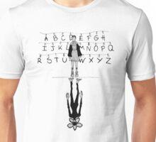 stranger things - eleven and monster Unisex T-Shirt