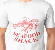 Vintage Seafood Shack Unisex T-Shirt