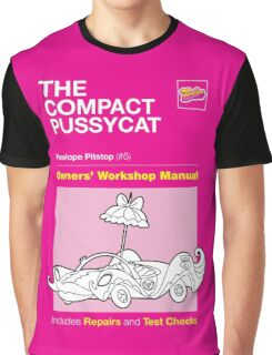 Owners' Manual - Compact Pussycat - T-shirt Graphic T-Shirt