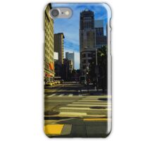 San Francisco Union Square iPhone Case/Skin