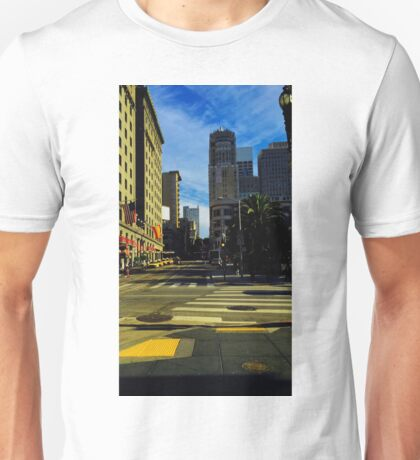 San Francisco Union Square Unisex T-Shirt