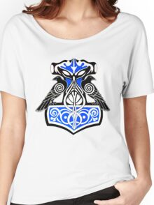 Ravens Hammer of Thor Women's Relaxed Fit T-Shirt