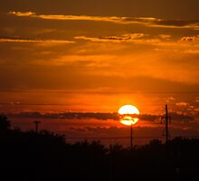 Golden Sunset by Jay-J