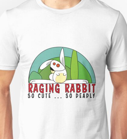 Raging Rabbit Unisex T-Shirt