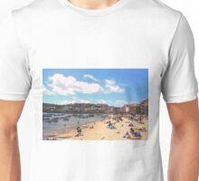 Summer on the Beach  Unisex T-Shirt