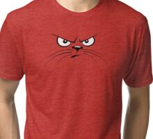 Tough Kitty Tri-blend T-Shirt