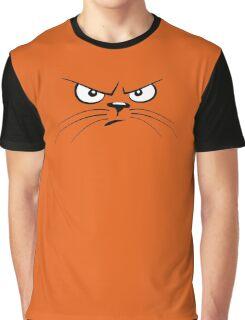 Tough Kitty Graphic T-Shirt