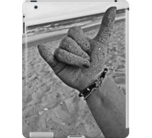 Hang Loose on the Shore iPad Case/Skin