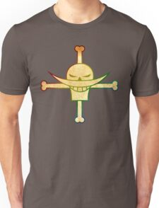 °MANGA° White Beard Rainbow Logo Unisex T-Shirt