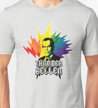 VAN DER BELLEN  / THUNDER BELLEN / VDB Unisex T-Shirt