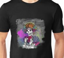 Mexican - Day Of The Dead Sugar Skull Unisex T-Shirt