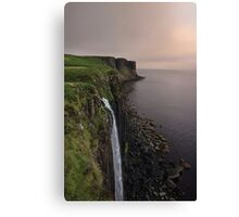Kilt Rock in all its glory Canvas Print